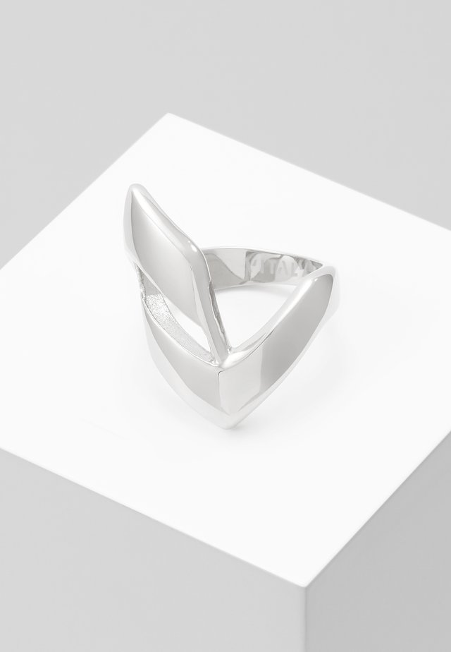 VOLT - Bague - silver-coloured