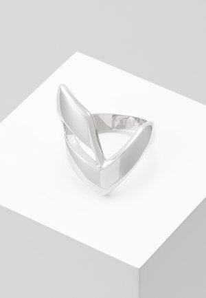 VOLT - Ring - silver-coloured