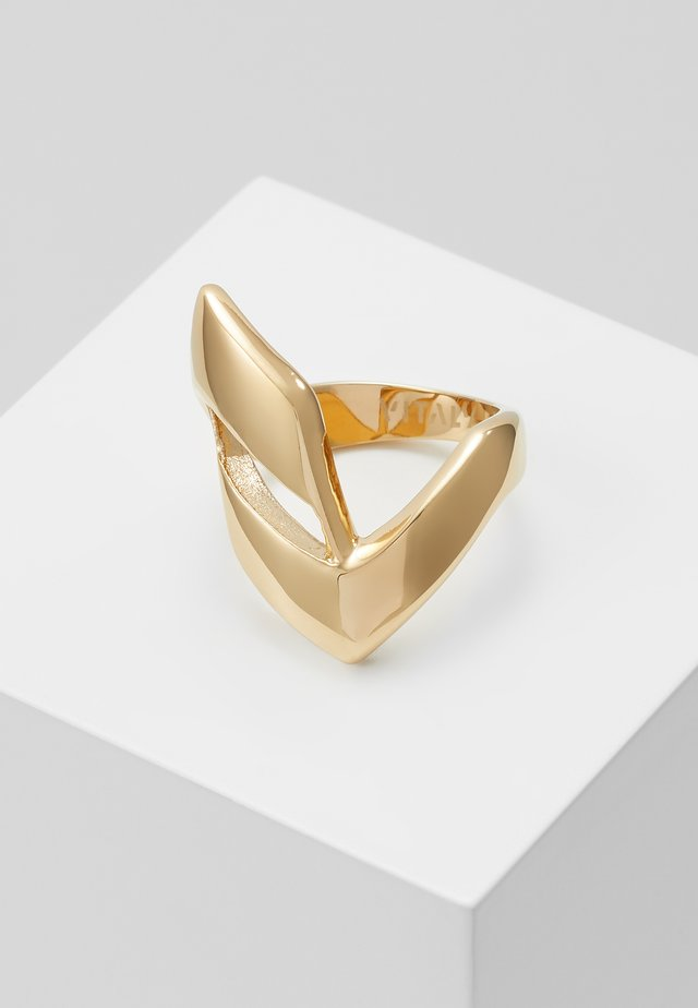 VOLT - Bague - gold-coloured