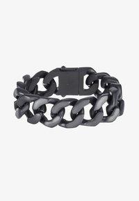 Vitaly - INTEGER - Armband - matte black - 5