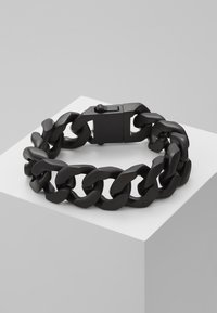 Vitaly - INTEGER - Armband - matte black - 0