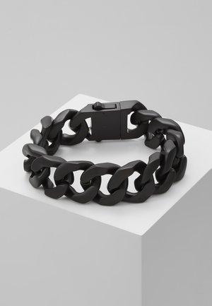 INTEGER - Náramek - matte black