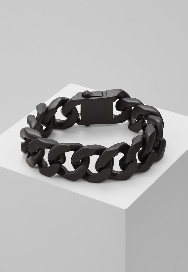 INTEGER - Armband - matte black