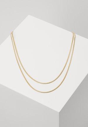 SILK - Náhrdelník - gold-coloured