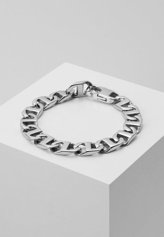 KINETIC UNISEX - Armband - silver-coloured