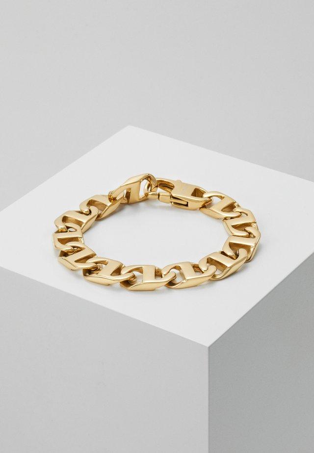 KINETIC UNISEX - Armband - gold-coloured