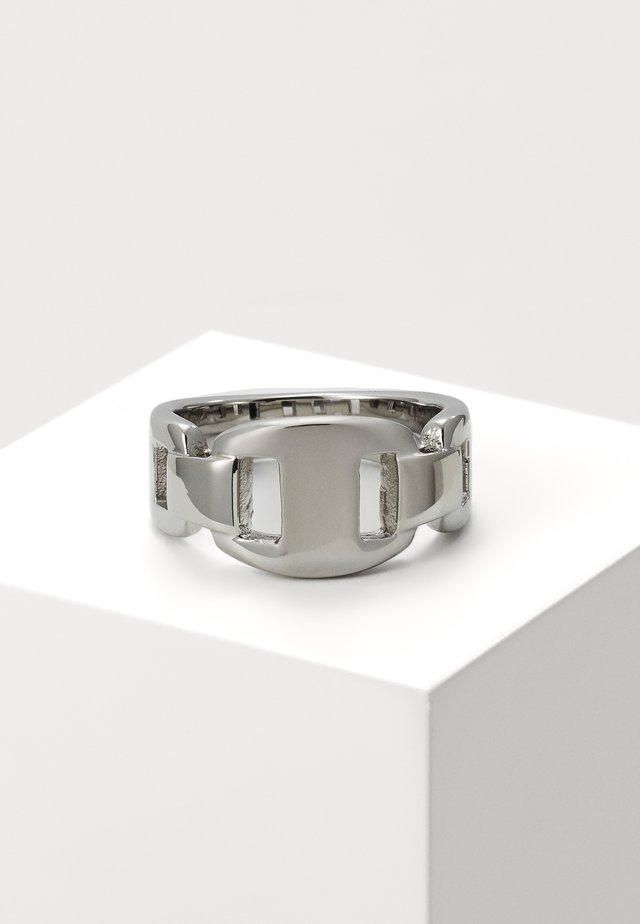 APEX UNISEX - Ringe - silver-coloured