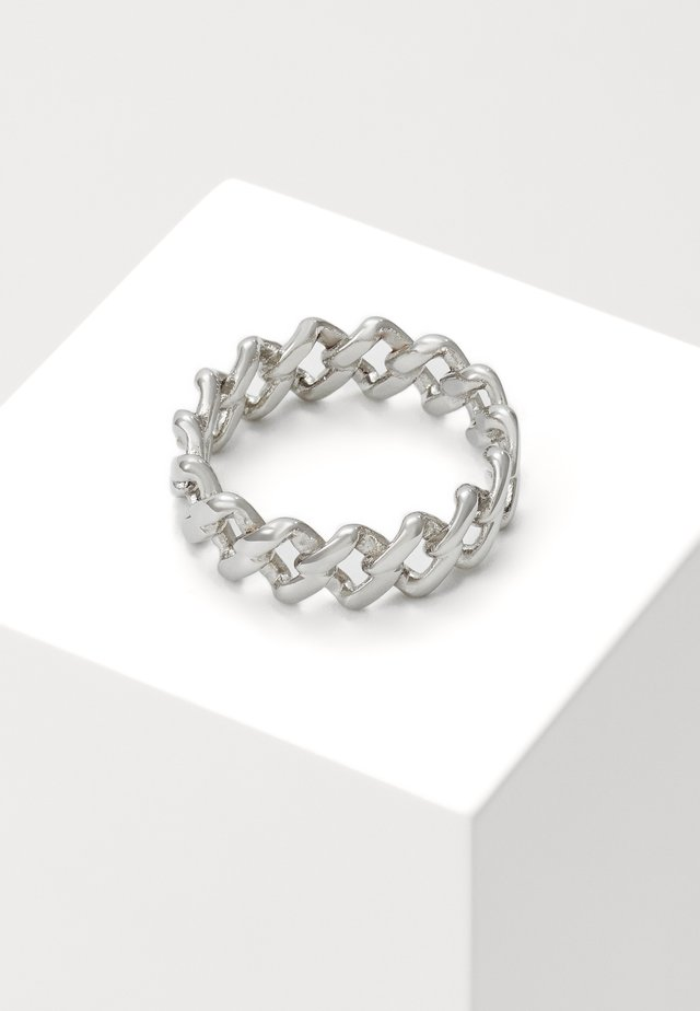 TILT - Ring - silver-coloured