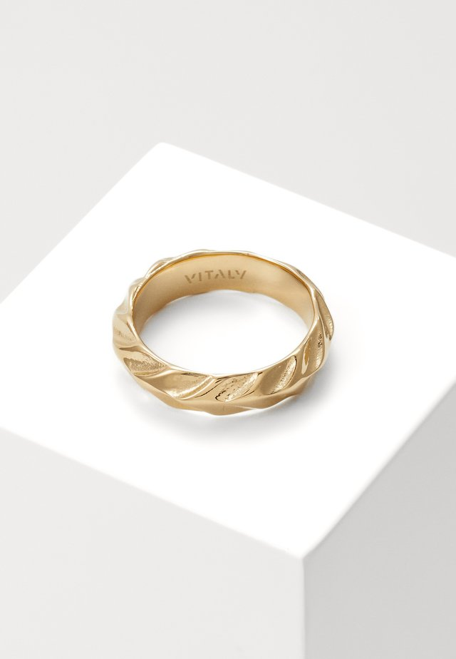 SERPENTINE - Ring - gold-coloured