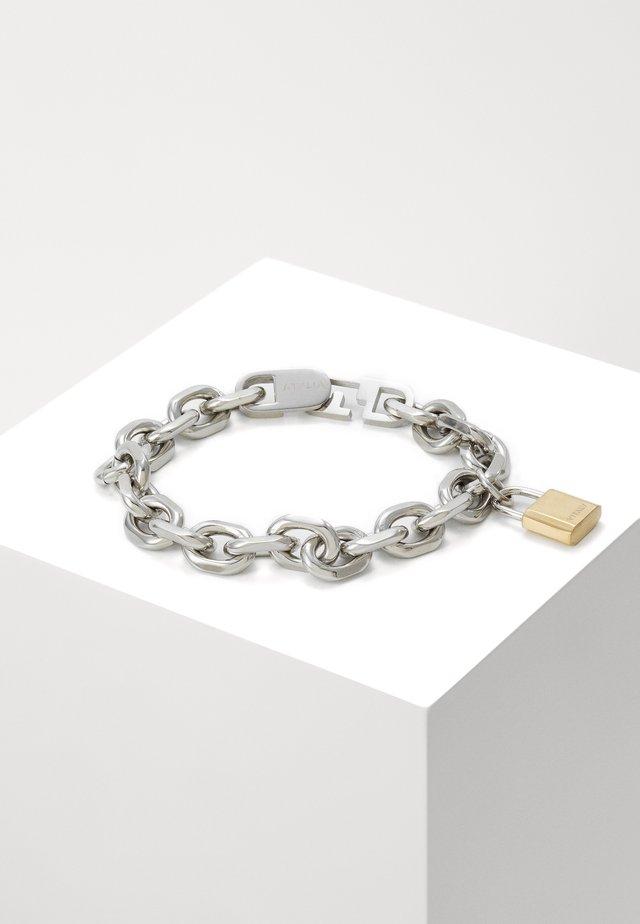 TEN UNISEX - Bracelet - silver-coloured