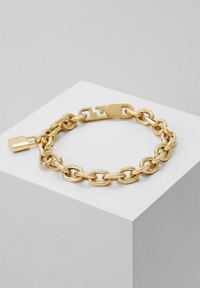 TEN UNISEX - Armband - gold-coloured