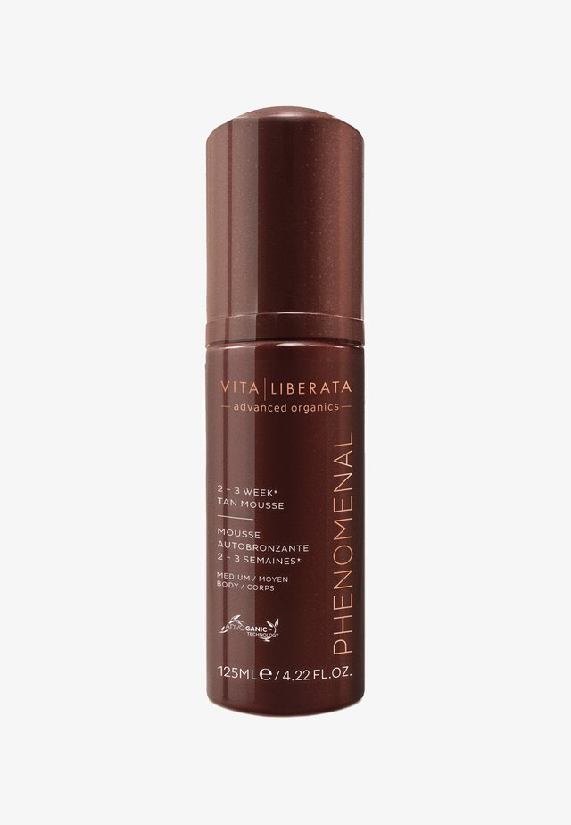 PHENOMENAL  TAN MOUSSE 125ML - Selbstbräuner - medium