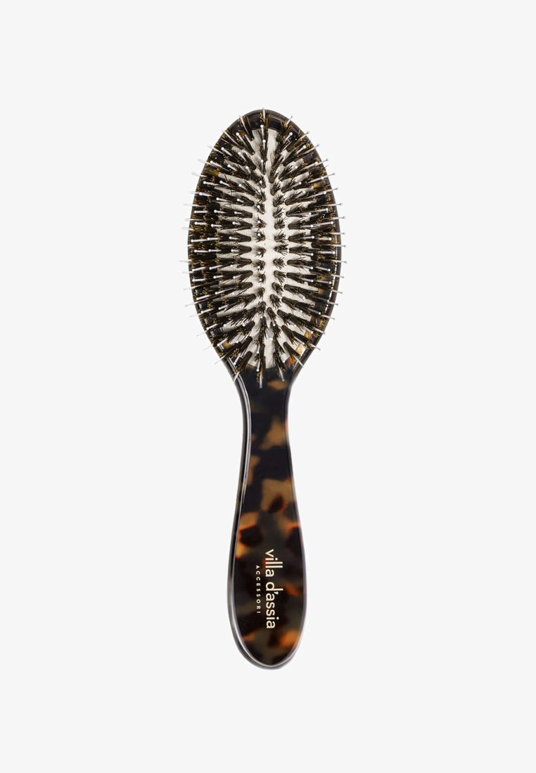 Villa d'Assia - ELENA'S NATURAL TORTOISE BRUSH - Brosse - dark brown