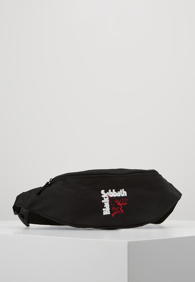 BLACK SABBATH HIP BAG - Bältesväska - black