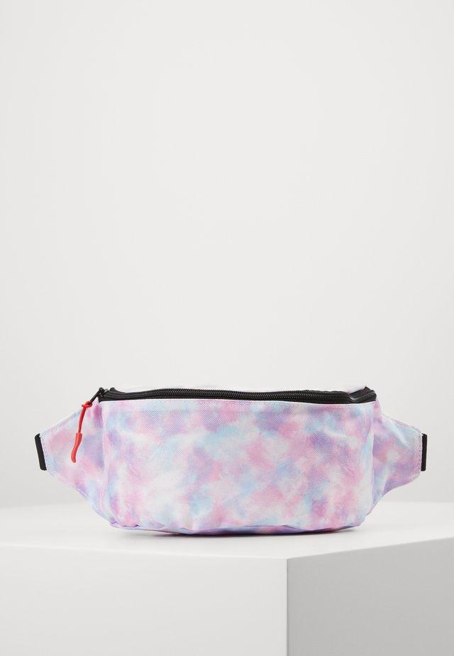 BUMBAG - Bum bag - pink blue white