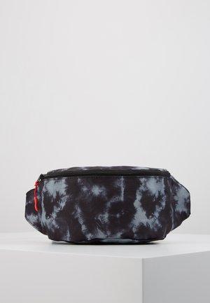 BUMBAG - Bum bag - black/grey