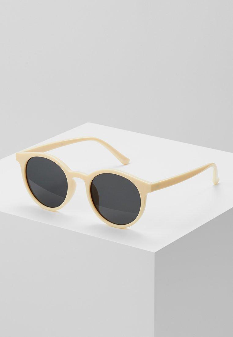 Vintage Supply  - ROUND - Sunglasses - beige