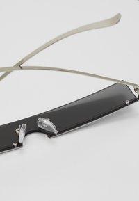 Vintage Supply - SUNGLASSES - Sunglasses - black/silver-coloured - 2