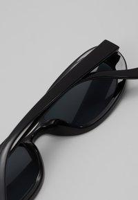 Vintage Supply - SUNGLASSES - Sluneční brýle - black - 2