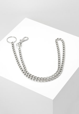 BIG CHAIN - Collana - silver-coloured