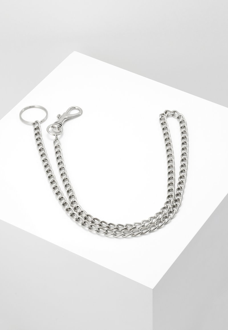 Vintage Supply - BIG CHAIN - Necklace - silver-coloured