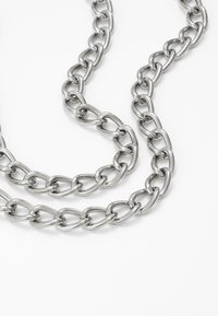 Vintage Supply - BIG CHAIN - Necklace - silver-coloured - 4