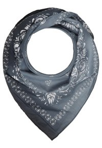 Vintage Supply - 2 PACK BANDANA - Foulard - black/grey - 1