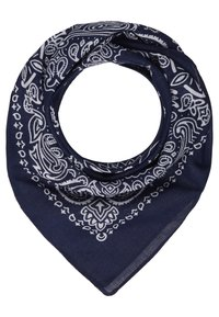 Vintage Supply - 2 PACK BANDANA - Foulard - navy/white - 1