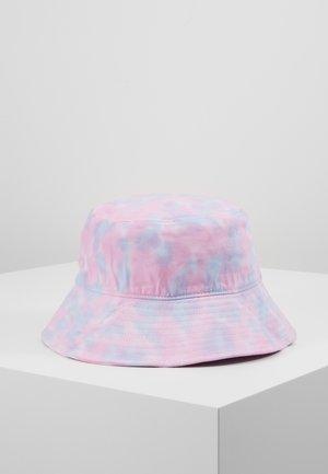BUCKET HAT - Hoed - pink/blue/white