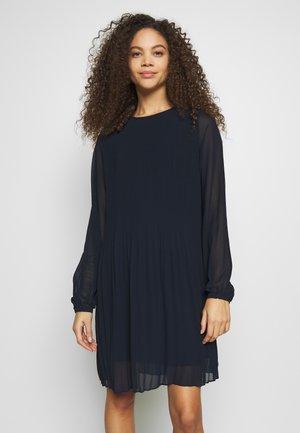 VITONI SHORT DRESS - Robe d'été - navy
