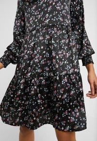 VILA PETITE - VIDAGO SHORT DRESS - Korte jurk - black - 7