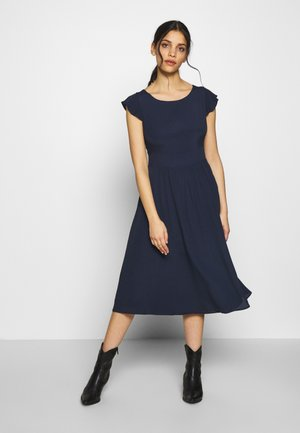VIMARITA MIDI DRESS - Day dress - navy blazer