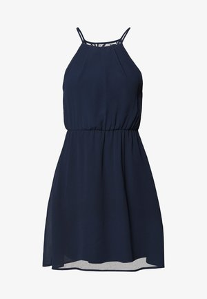 VIMICADA  SHORT  DRESS - Day dress - navy blazer