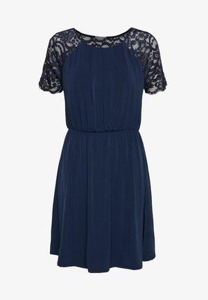 VITAINI DRESS - Žerzejové šaty - navy blazer