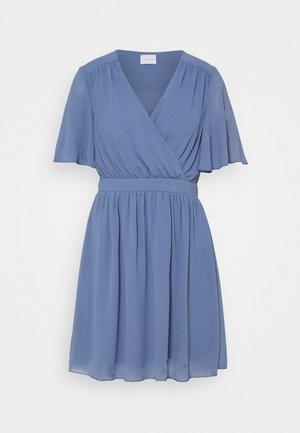 VIMICADA DRESS - Vestito estivo - stonewash