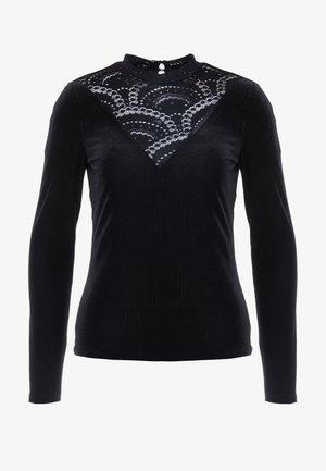 VIBIANA - Camiseta de manga larga - black
