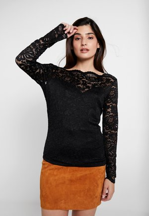 VIELLIS PETITE - T-shirt à manches longues - black
