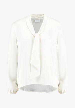 VICARAMELLA - Blouse - whisper white