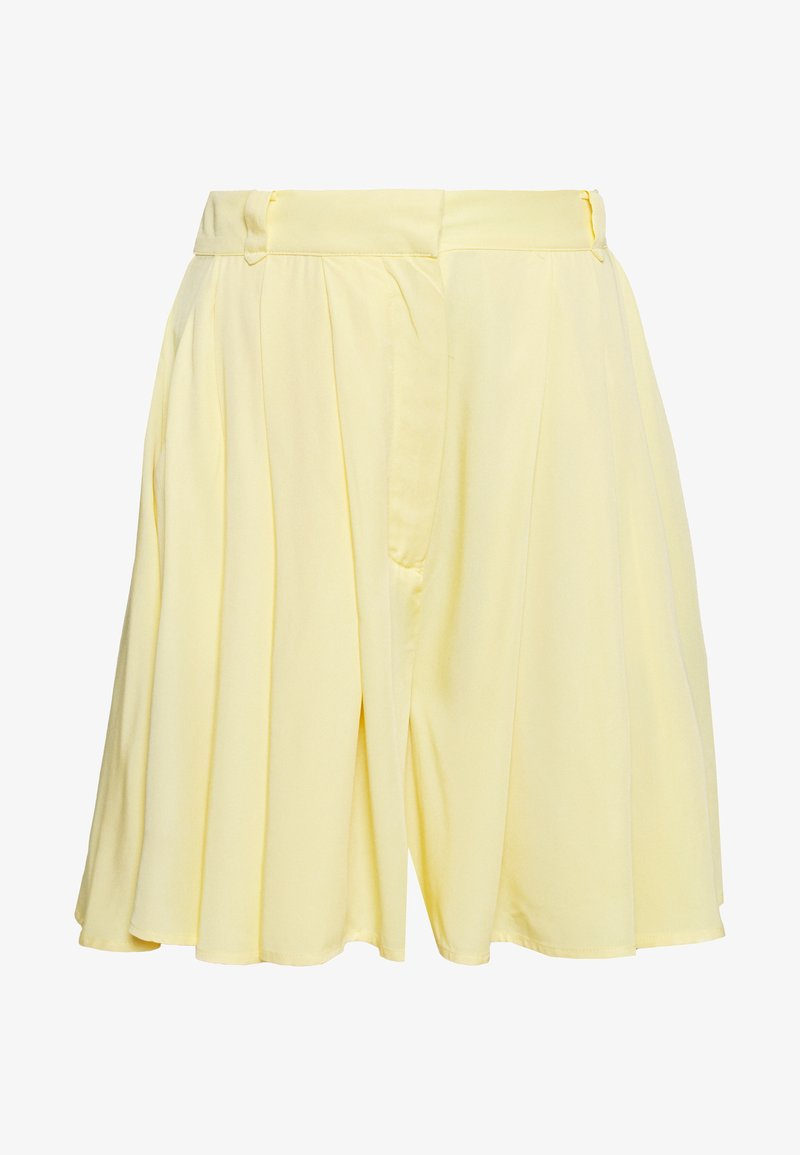 VILA PETITE - VISUVITA - Shorts - mellow yellow