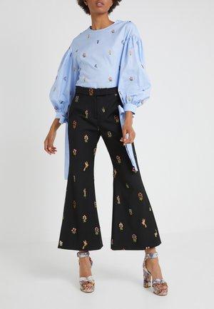 PANTALONE - Spodnie materiałowe - black