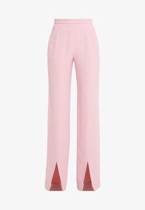 Stoffhose - pink