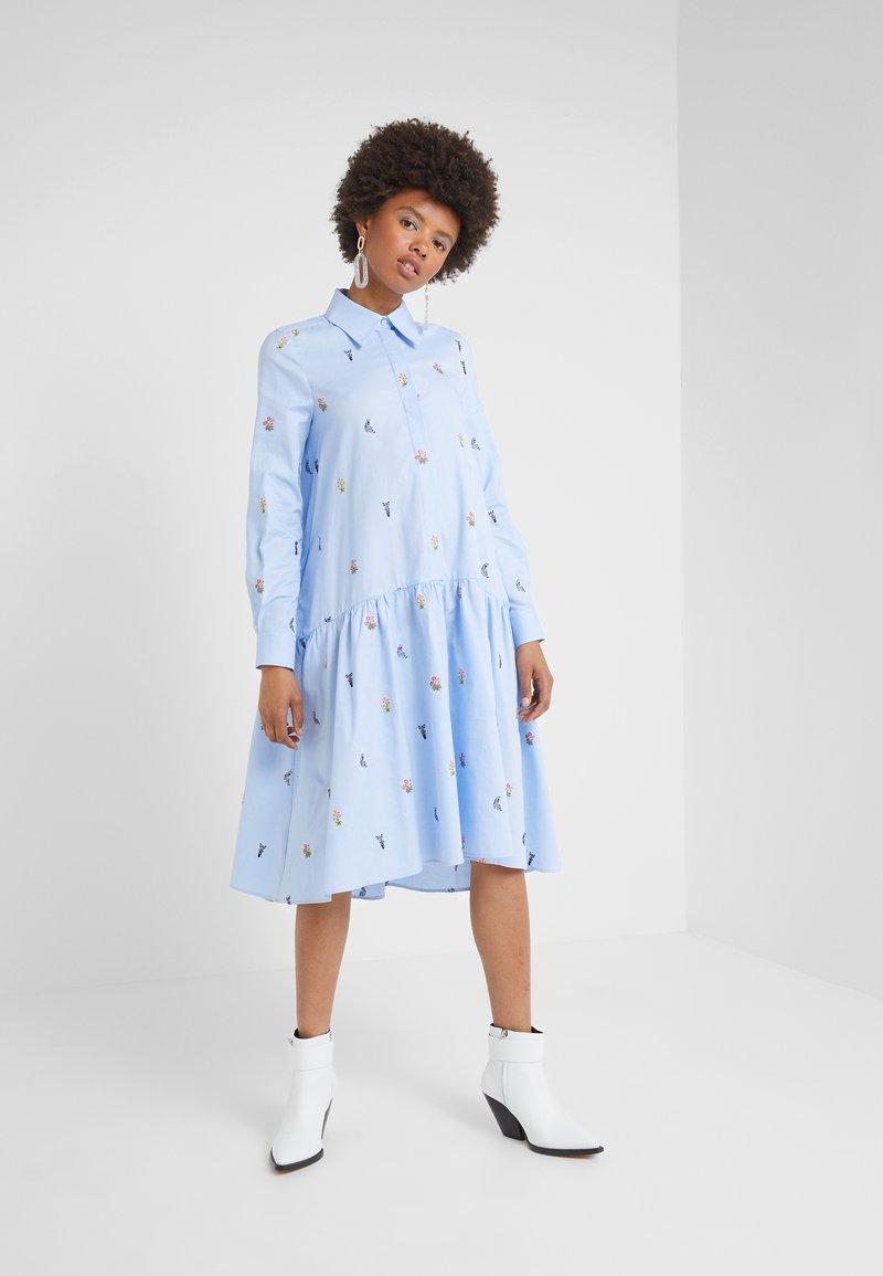 Vivetta - Robe d'été - bleu