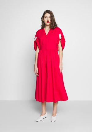 DRESS - Freizeitkleid - red