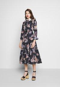 Vivetta - DRESS - Shirt dress - dark blue - 1