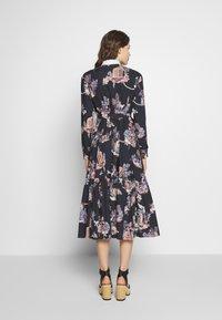 Vivetta - DRESS - Shirt dress - dark blue - 2