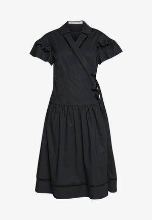 DRESSES - Freizeitkleid - black