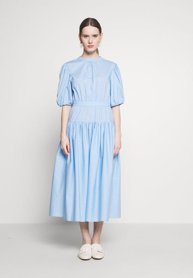 DRESSES - Korte jurk - celeste