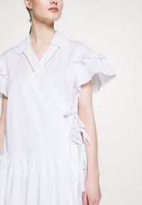 Vivetta - DRESSES - Hverdagskjoler - white - 7