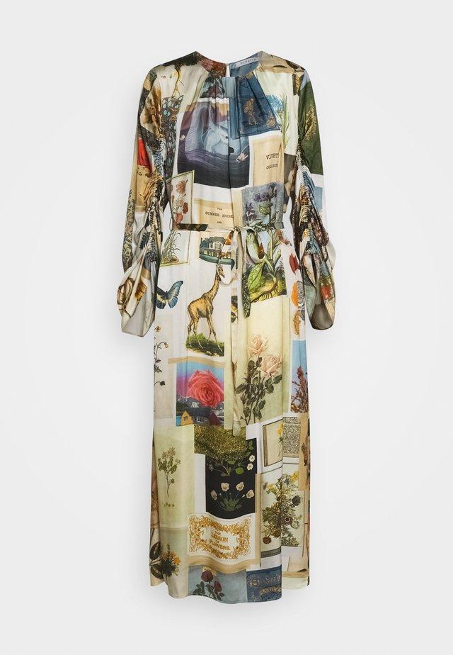 DRESS - Korte jurk - beige