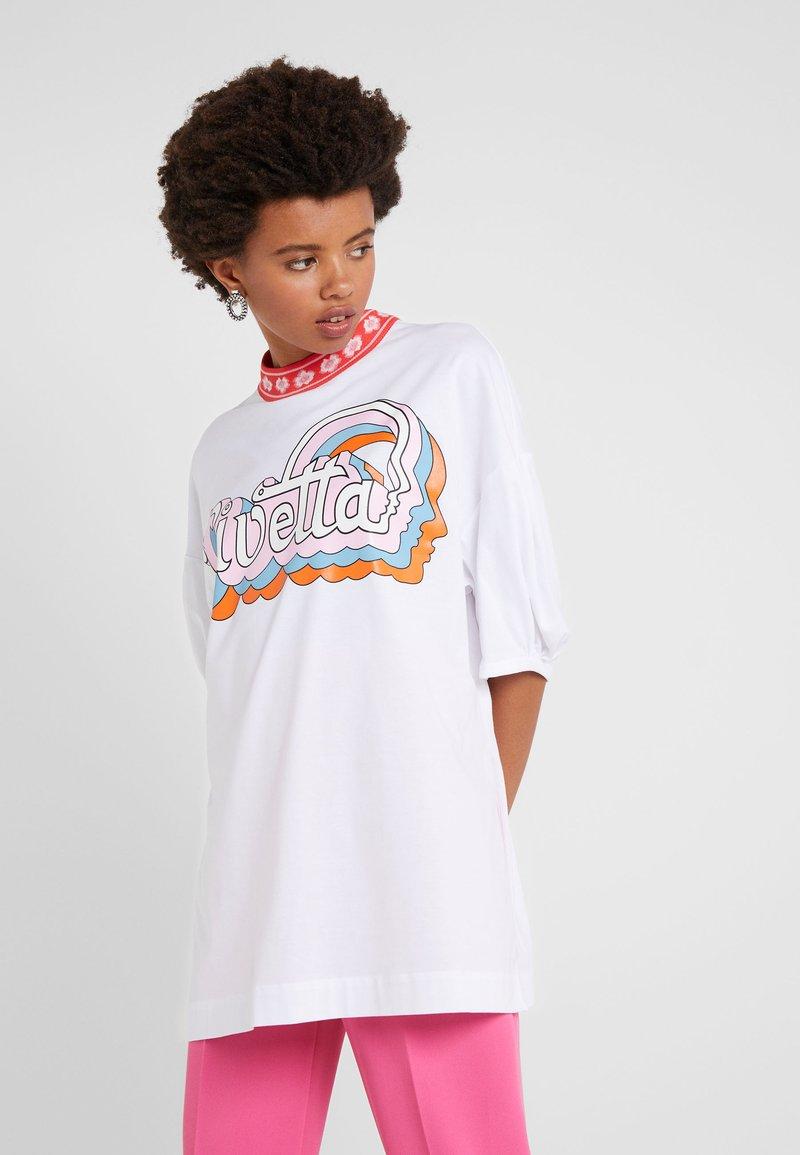 Vivetta - Print T-shirt - white